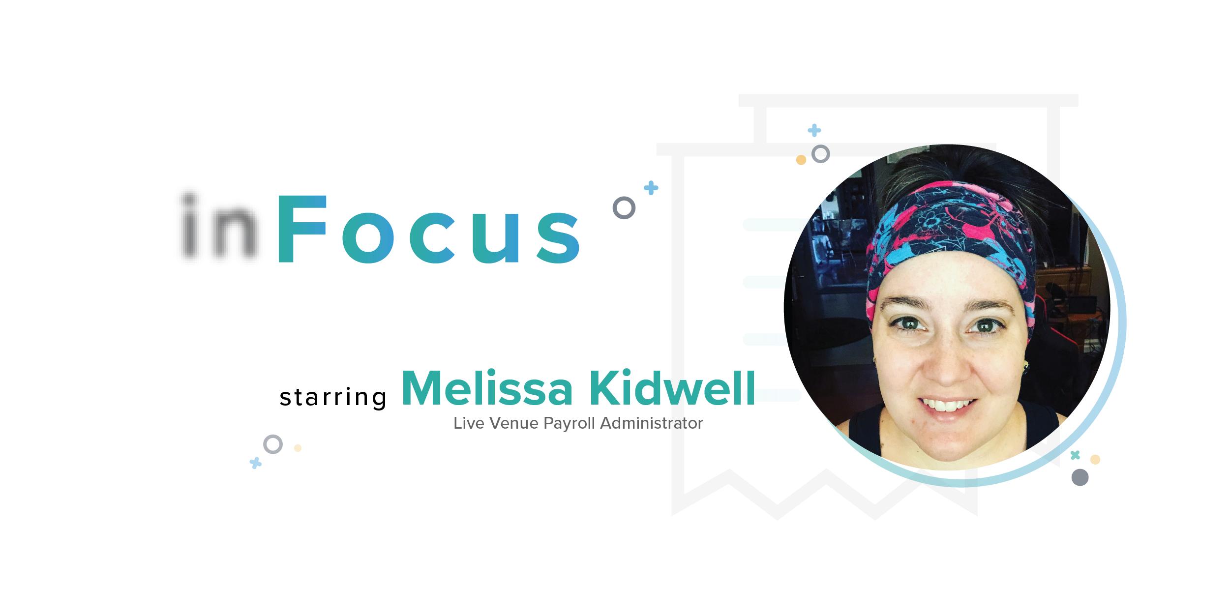 Melissa Kidwell Header